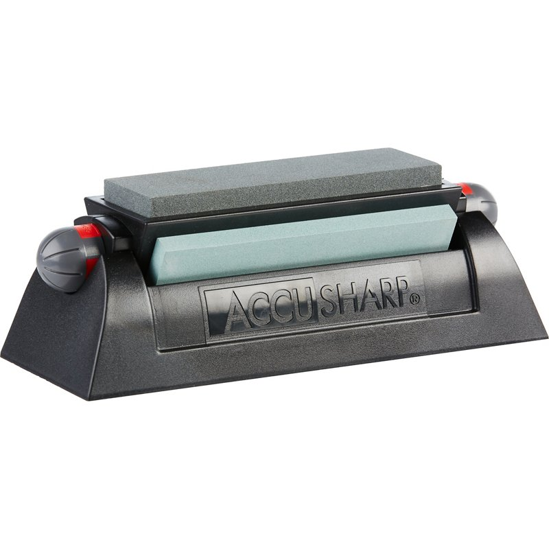 AccuSharp Tri-Stone Sharpening System - Knife Sharpener And Care at Academy Sports thumbnail