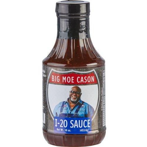 Big Moe Cason 16 oz I-20 Barbecue Sauce