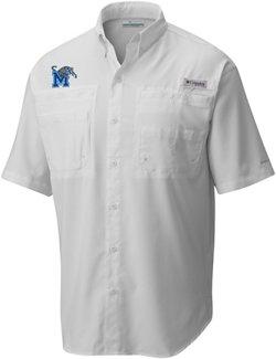 Columbia Sportswear Men's University of Memphis Tamiami Shirt