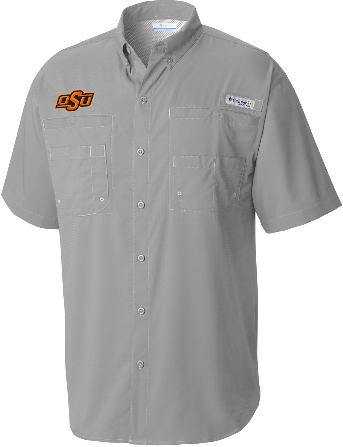 c5a1d20abdf39 Display product reviews for Columbia Sportswear Men s Oklahoma State  University Tamiami Shirt