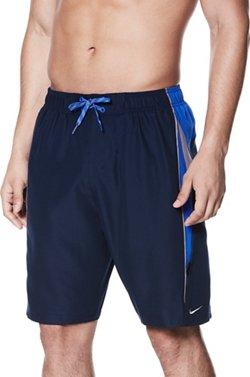 Nike Men's 9 in Spliced Side Volley Short