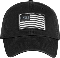Top of the World Men's Louisiana Tech University Flag4 Adjustable Cap
