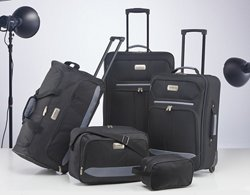 Magellan Outdoors 5-Piece Luggage Set