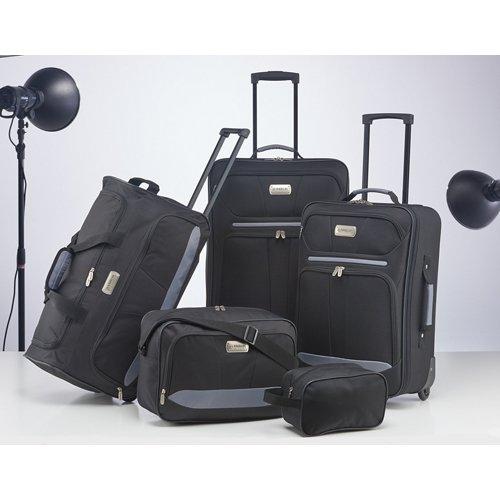 Magellan Outdoors 5-Piece Luggage Set