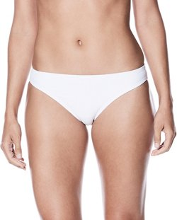 Nike Women's Rib Sport Bikini Swim Bottoms