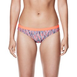 51d01b2c3b201 Nike Women s Rush Heather Performance Sport Bikini Bottoms