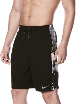 Men's Drift Graffiti Racer Volley Swim Shorts