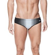 Nike Men's Swim Performance Fade Sting Briefs