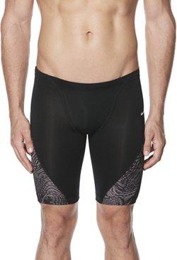 Nike Men's Swim Performance Geo Alloy Jammers