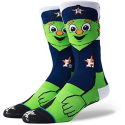 Boys' Houston Astros Orbit Crew Socks