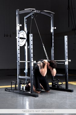 Marcy Weight Bench Cage Home Gym