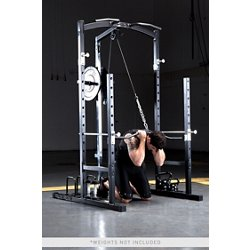 Weight Bench Cage Home Gym
