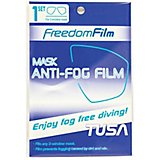 TUSA Freedom Film Antifog Film For 2-Window Masks