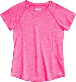 BCG Girls' Heather Turbo Tech Training T-shirt