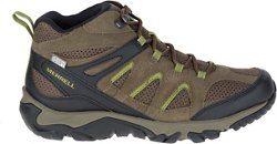 Merrell Men's Outmost Mid Ventilator Waterproof Hiking Shoes