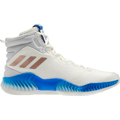 9b5194feb186e ... adidas Men s Pro Bounce 2018 Basketball Shoes. Men s Basketball Shoes.  Hover Click to enlarge