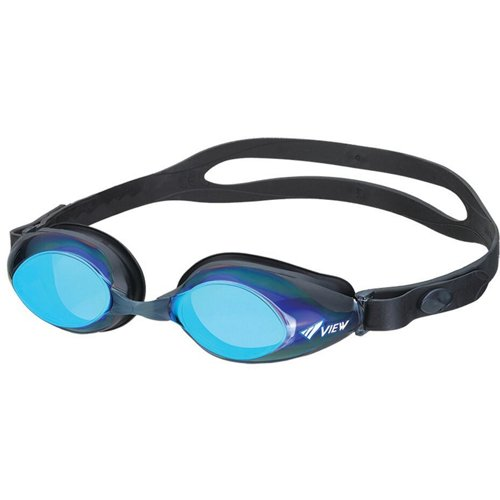 View Solace Mirrored Fitness Goggles