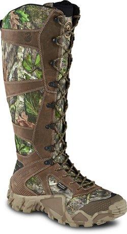 Irish Setter Men's Vaprtrek Waterproof Camo Snake Boots