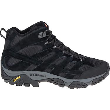 b62dfd471086 Merrell Men's Moab 2 Mother of All Boots Mid Ventilator Hiking Boots