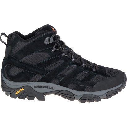 67dd09b0772 ... Merrell Men's Moab 2 Mother of All Boots Mid Ventilator Hiking Boots. Men's  Hiking Boots. Hover/Click to enlarge