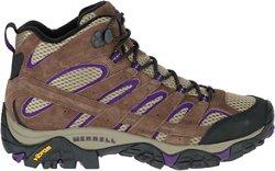 Merrell Women's Moab 2 Mid Ventilator Hiking Shoes