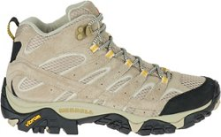 Merrell Women's Moab 2 Mid Ventilator Hiking Shoes