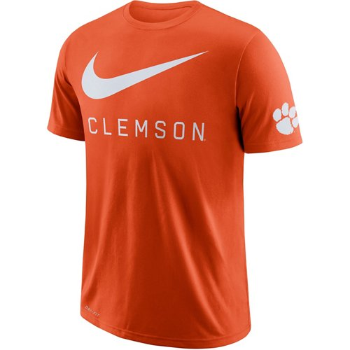 Nike Men's Clemson University Dri-Fit DNA T-Shirt