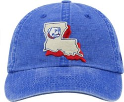 Top of the World Men's Louisiana Tech University Stateline Snapback Cap