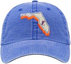 Top of the World Men's University of Florida Stateline Snapback Cap