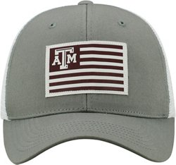 Top of the World Men's Texas A&M University Brave Adjustable Cap