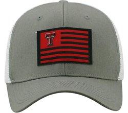 Top of the World Men's Texas Tech University Brave Adjustable Cap