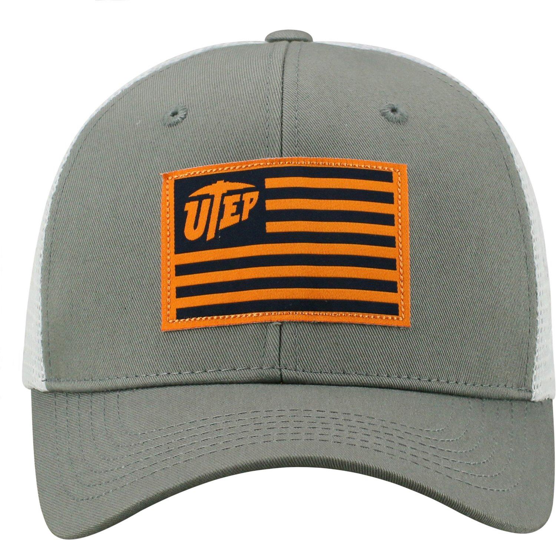 NWT one size NCAA UTEP Texas El Paso Ridge Beanie Toboggan Hat