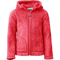 Magellan Outdoors Girls' Teddy Bear Fleece Jacket