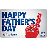 Father's Day #1 Academy Gift Card