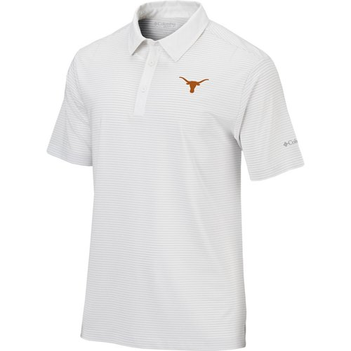 Columbia Sportswear Men's University of Texas Sunday Polo Shirt