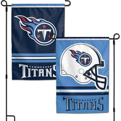 Tennessee Titans 2-Sided Garden Flag