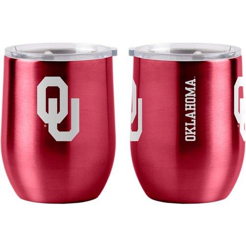 Boelter Brands University of Oklahoma 16 oz Ultra Curved Tumbler
