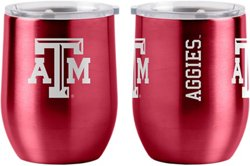 Boelter Brands Texas A&M University 16 oz Ultra Curved Tumbler