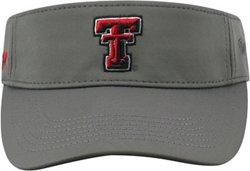 Top of the World Men's Texas Tech University Phenom Visor