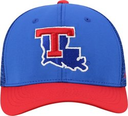 Top of the World Men's Louisiana Tech University Chatter Flex Fit Cap