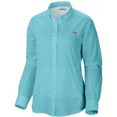 c7f6f6badb4 ... Columbia Sportswear Women's PFG Tamiami II Plus Size Long Sleeve Shirt.  Women's Plus Size Tops. Hover/Click to enlarge