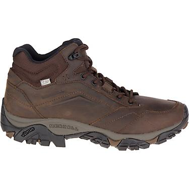 787dd6983774b ... Merrell Men's Moab Adventure Mid Waterproof Shoes. Men's Hiking Boots.  Hover/Click to enlarge