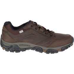 Men's Moab Adventure Lace Up Waterproof Shoes
