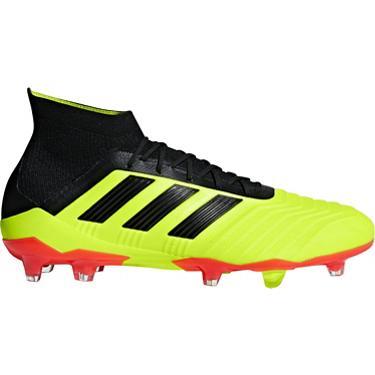 d86baed33 ... adidas Men's Predator 18.1 Firm Ground Soccer Cleats. Men's Soccer  Cleats. Hover/Click to enlarge