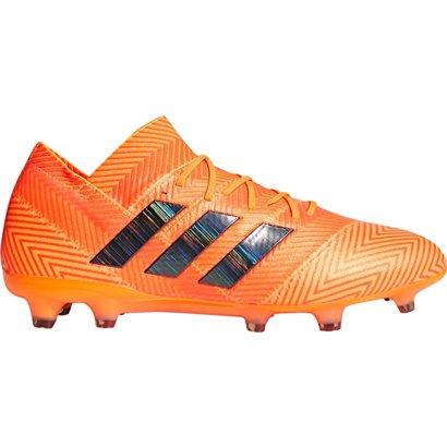 d90d6281ff5 adidas Men s Nemeziz 18.1 FG Soccer Cleats