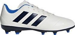 adidas Women's Nemeziz 18.4 FG Soccer Cleats