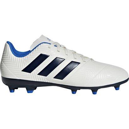 adidas Women s Nemeziz 18.4 FG Soccer Cleats  6d2c004eb9