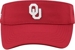 Top of the World Men's University of Oklahoma Phenom Visor
