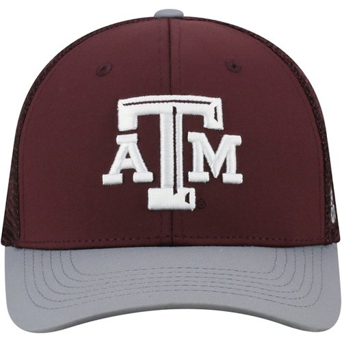 Top of the World Men's Texas A&M University Chatter Flex Fit Cap