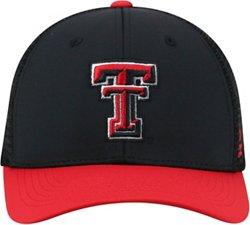 Top of the World Men's Texas Tech University Chatter Flex Fit Cap
